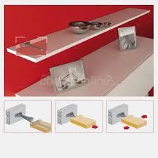estantes y baldas soporte oculto para lejas baldas estantes accesorios ferreter祗a