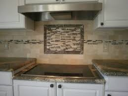 kitchen exquisite kitchen glass and stone backsplash tile ideas