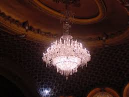 Largest Chandelier Chandelier State Theatre Sydney This Is The Second Largest