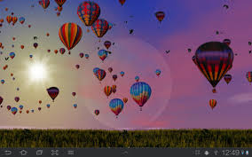 air balloons wallpaper android apps on google play
