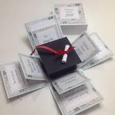 graduation boxes exploding graduation boxes cardcraft exploding boxes