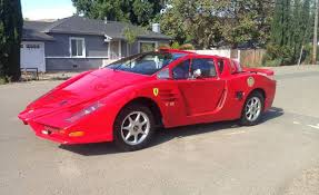 enzo replica for sale this enzo aping pontiac fiero can be yours for just 6000