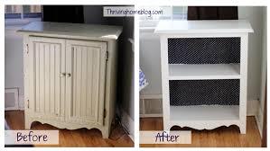 Repurpose Cabinet Doors Repurposed Cabinet Door Idea Thriving Home