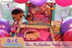 doc mcstuffins birthday party mcstuffins slumber party and free printables