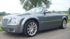 2006 chrysler 300c convertible s57 st paul 2010