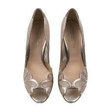 wedding shoes peep toe wedding peep toe shoes isabelle by