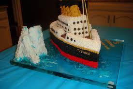 p art y how to make a titanic cake