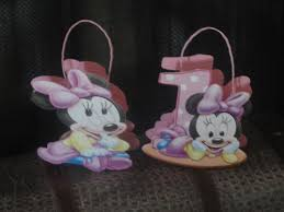 baby minnie mouse 1st birthday minnie mouse 1st birthday party goody bags favors