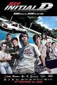 judul film balap mobil initial d film wikipedia