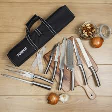 8 piece professional knife set knives