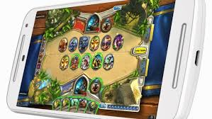 hearthstone android hearthstone can blizzard limit android version to tablets