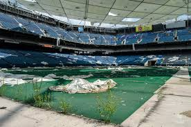 abandoned states the decline of the silverdome a michigan icon