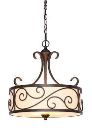 patriot lighting 3 light pendant patriot lighting elegant home prescott 3 light 18 diameter light