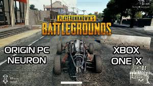 pubg xbox one x vs pc playerunknown s battlegrounds pubg performance comparison