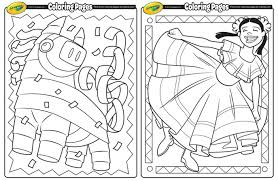 cinco de mayo coloring pages printables 4 mom