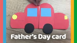 gift cards for kids s day diy gift car gift card easy to do with kids