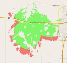 Internet Coverage Map Bushland Internet Service Residential High Speed Broadband
