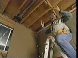how to soundproof basement ceiling youtube