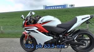 honda cbr600f 2011 abs youtube