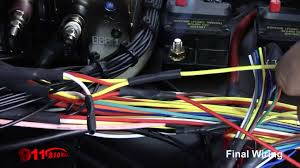 emergency vehicle light controller final wiring for police lights in 911 signal usa s dodge charger