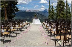 colorado weddings copper mountain wedding colorado mountain wedding