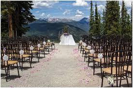 weddings in colorado copper mountain wedding colorado mountain wedding