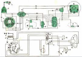vespa wiring schematic free wiring diagrams