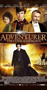 clara morgane bureau the adventurer the curse of the midas box 2013 cast