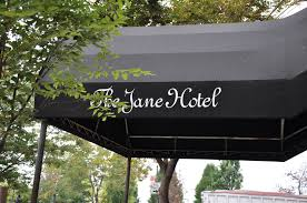 Hotel Awning Nyc 10 To 1 Number 2 The Jane Hotel Elle Croft