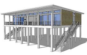 loft style home plans sweet modern loft style house plans 10 plan 44073td piling home act