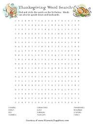 3 garnets 2 sapphires free printables thanksgiving word searches