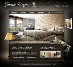 Websites For Interior Designers by Interior Design Website Template 51116