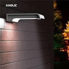 aliexpress buy 20 leds wall solar lights pir motion sensor