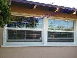 Decorative Windows For Houses Aluminium Single Hung Window With Decorative Grill Windows For