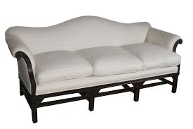 chippendale sofa white painted chippendale furniture