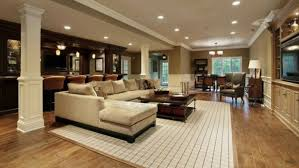 Affordable Basement Ideas apartments finished walkout basement house plans with walkout