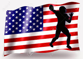 Country American Flag Country Flag Sport Icon Silhouette Series U2013 Usa American Football