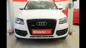 Audi Q5 65 Plate - audi q5 hvordan bytte dieselfilter 2009 til 2016 mod 8r