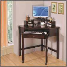 Small Writing Desk With Hutch Wood Computer Desk With Drawers