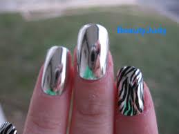 broadway fashion diva chrome nails review beautyjudy