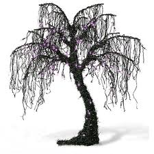 Halloween Decorations Tree Branches by Halloween Lights U0026 Decorations Northern Lights And Trees