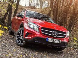 red subaru forester 2016 comparison mercedes benz gla class 2016 vs subaru forester