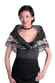philippines traditional clothing for kids women alampays and boleros barong warehouse