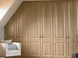 Modern Fitted Bedrooms - modern minimalist bedroom wardrobe design photo