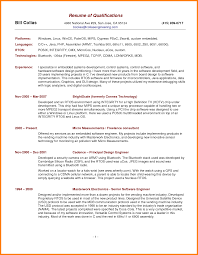 Resume Jobs Objective by What Does Qualification Mean On A Resume Resume For Your Job
