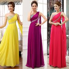 bridesmaid dresses coral shop chiffon bridesmaid dresses one shoulder beading