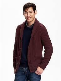 Burgundy Cardigan Mens Blue Knit Underneath The Burgundy Cardigan But Over A Shirt Would