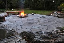 Paved Backyard Ideas How To Build A Pit On Top Of Pavers Backyard Ideas