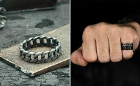 steel finger rings images 70 cool rings for men that are incredibly unique awesome stuff 365 jpg