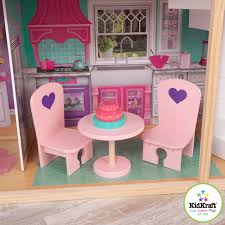 kidkraft 18 in elegant manor dollhouse 65830 hayneedle